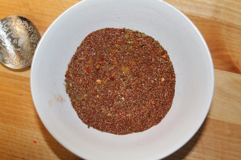 Homemade Taco Seasoning Mix for Taco Bell Copycat Beef Meximelts