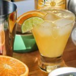 Orange Black Pepper Margarita recipe