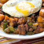 Chorizo-and-Butternut-Squash-Hash