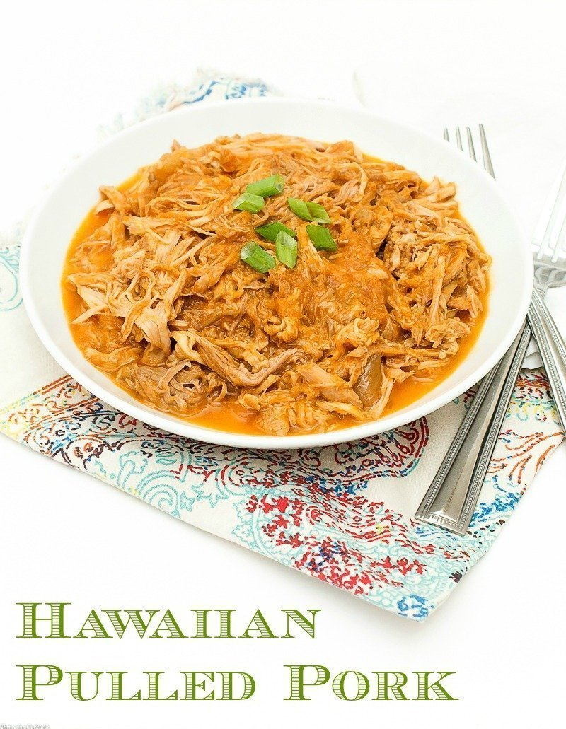 Hawaiian Pulled Pork ~ Thyme for Cocktails