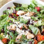 Honey Lime Chicken Chopped Salads