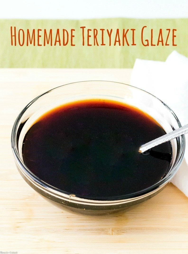 Homemade Teriyaki Glaze