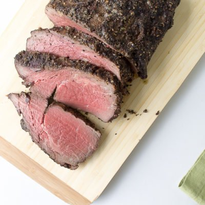 Spicy Beef Tenderloin Recipe