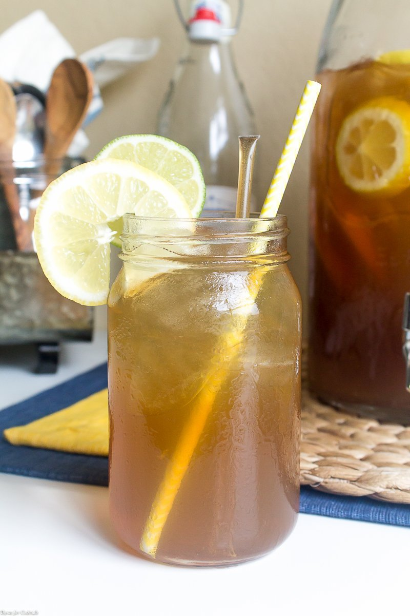 Adults-Only Sweet Tea Punch Recipe