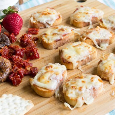 Croque Monsieur Tartine Recipe