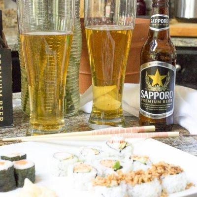 Celebrate International Sushi Day with Sapporo