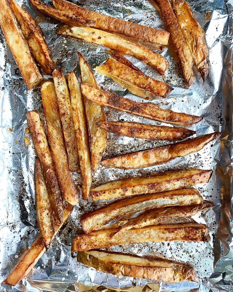 Whip up a batch of Spicy Oven Baked Taco Fries the next time you are craving a spicy snack.These easy-to-make spuds are perfect for late night snacking!
