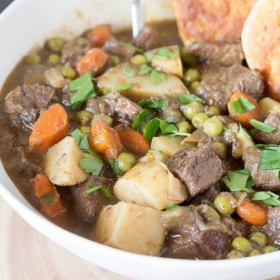 Slow Cooked Chipotle Beef Stew