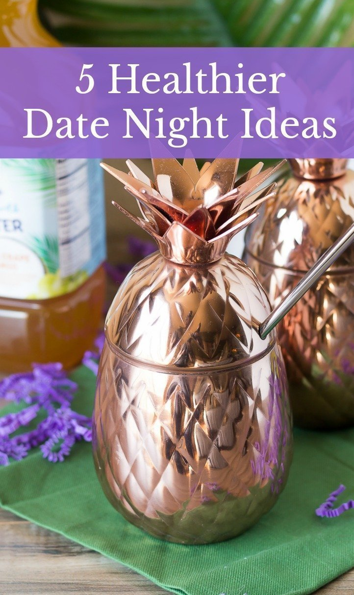 Pull your significant other out of a romantic rut. These five Healthier Date Night Ideas are simple changes you two can try that will mix up your routine.