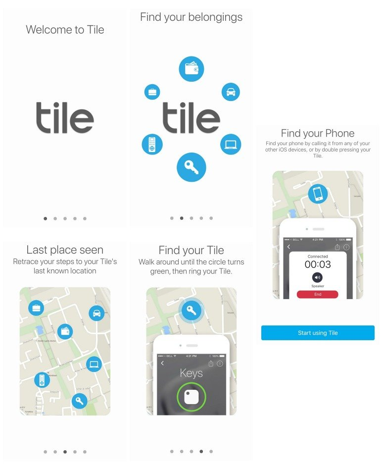 Ever lost something really important? Join the growing community using the Tile app and together we can createa world where Together We Find #TileIt